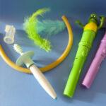 Materialien zur Sensibilisierung und Stärkung der Mundfunktionen