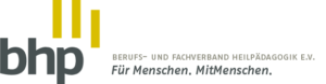 Logo Berufs- und Fachverband Heilpädagogik eV